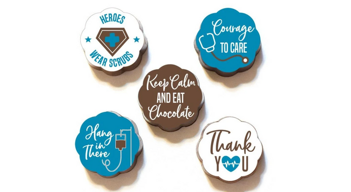 Chouquette Creates Activist Statements on Chocolate Morsels