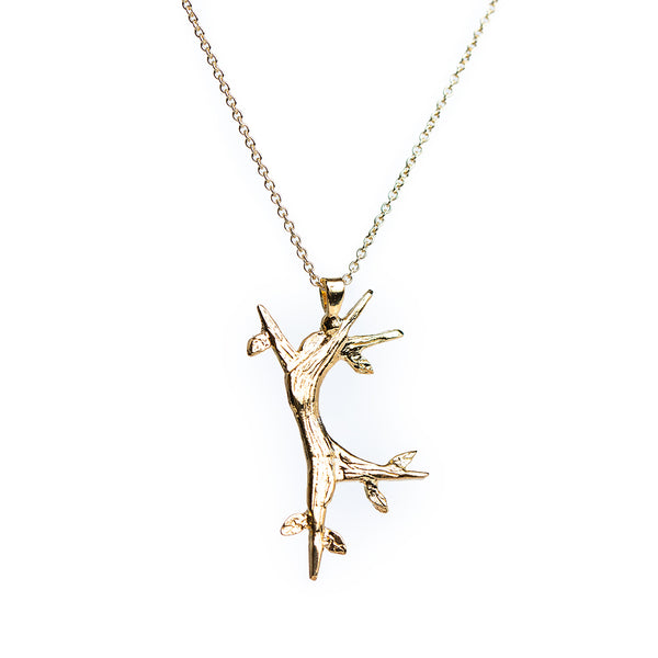 Dancing Tree Necklace