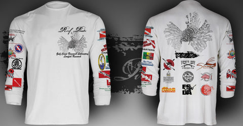 Lionfish Research Long Sleeve SPF