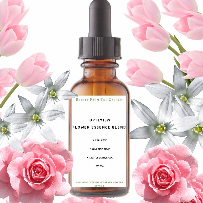 Flower Essence- Optimism Blend