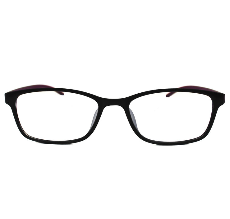 Lentes Blue Blocking negro con morado Black Berry Toulouse - Blinders Online Store