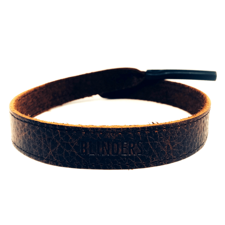 Coffee leather strap