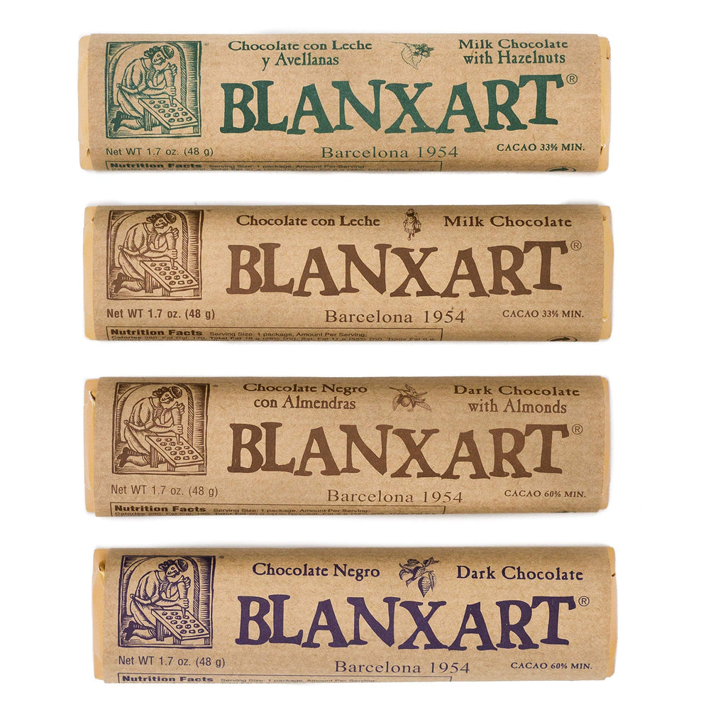 Blanxart Chocolates - Eat More Cheese