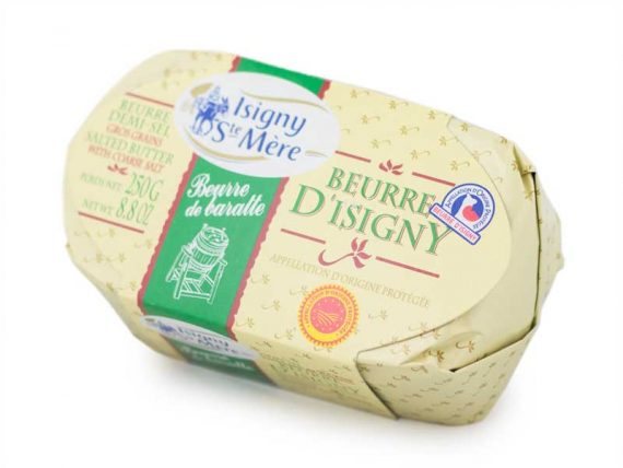St. Isigny French Butter