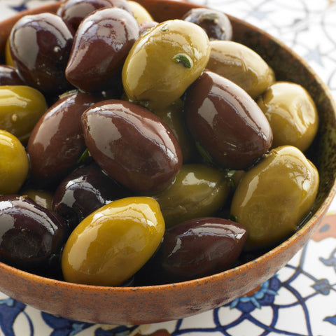 Greek Olive Mix
