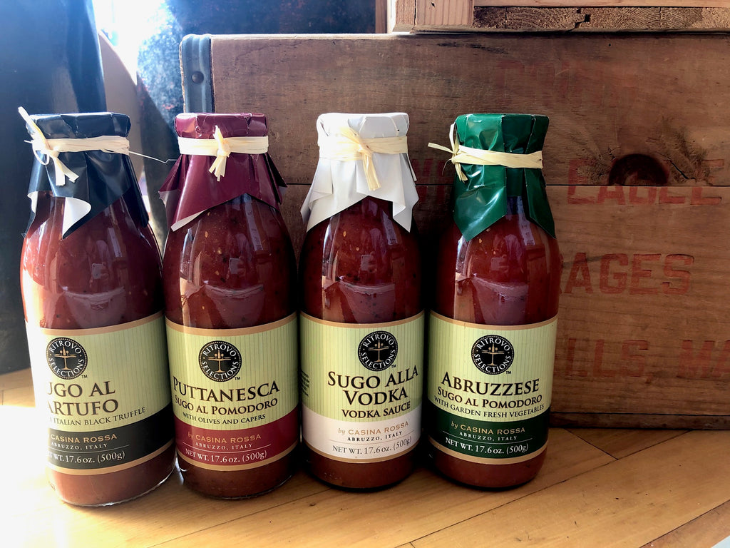 Casina Rossa Sauces