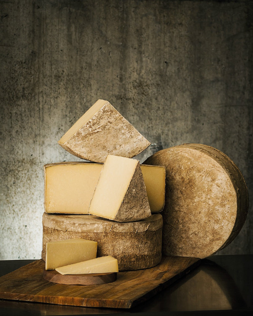 Clothbound Cheddar - Eat More Cheese