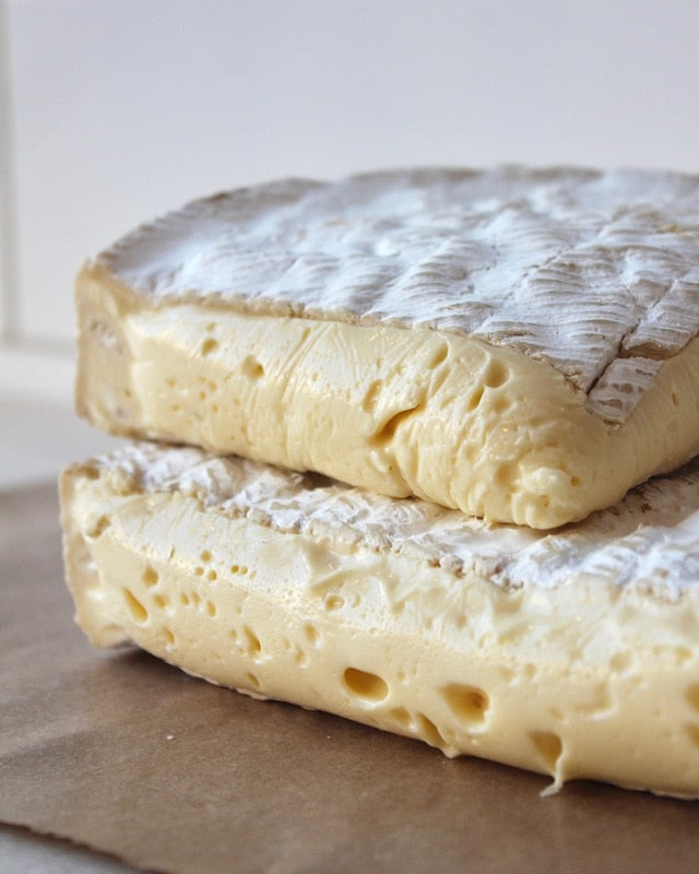 Brie Fermier Jouvence - Eat More Cheese