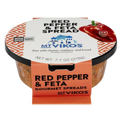 Mt Vikos Spreads - Assorted - Eat More Cheese