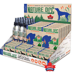 Nature Dog Point of Purchase Display