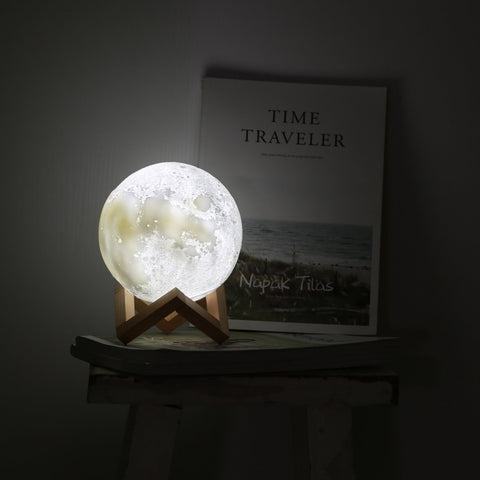 Moon Lamp - Amorosa Shop