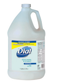Dial with Moisturizers and Vitamin E Antimicrobial Liquid Hand Soap Gallon
