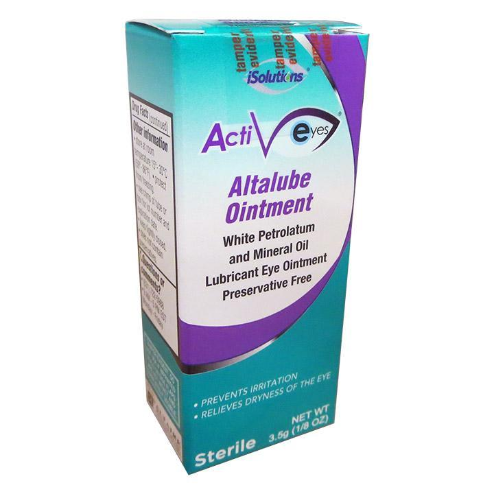 Altalube Artificial Tear Ointment, 3.5g