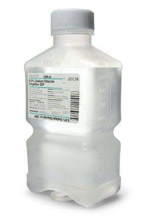 Irrigation Solution Sodium Chloride, PF 0.9% Not for Injection,  1,000 mL NDC# 00264-2201-00
