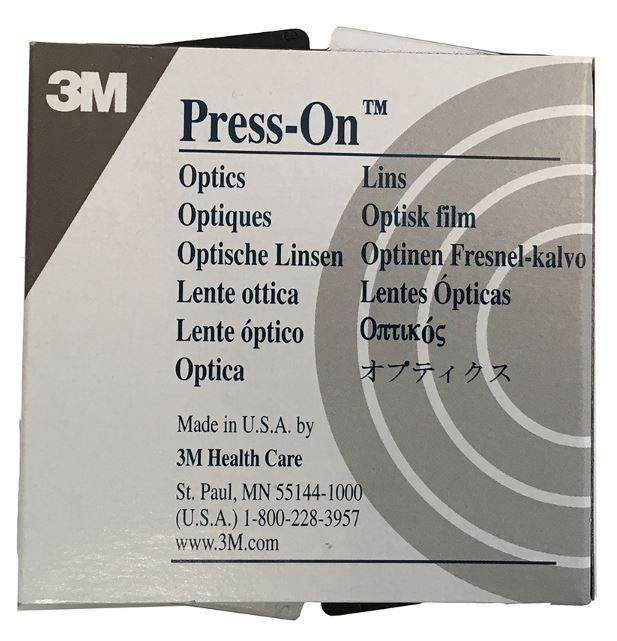 3M Press-On Prisms Diopter 3.0