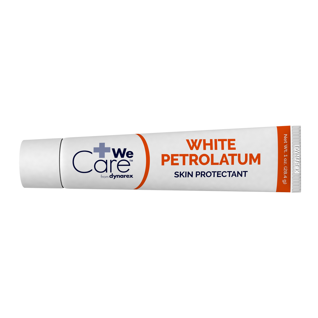 Dynarex White Petrolatum, 1oz tube
