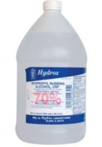 70% Isopropyl Alcohol Gallon by Hydrox