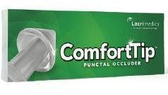 ComfortTip Pre-Loaded Sterile Punctal Occluder Medium (0.6mm - 0.8mm) 2/Box