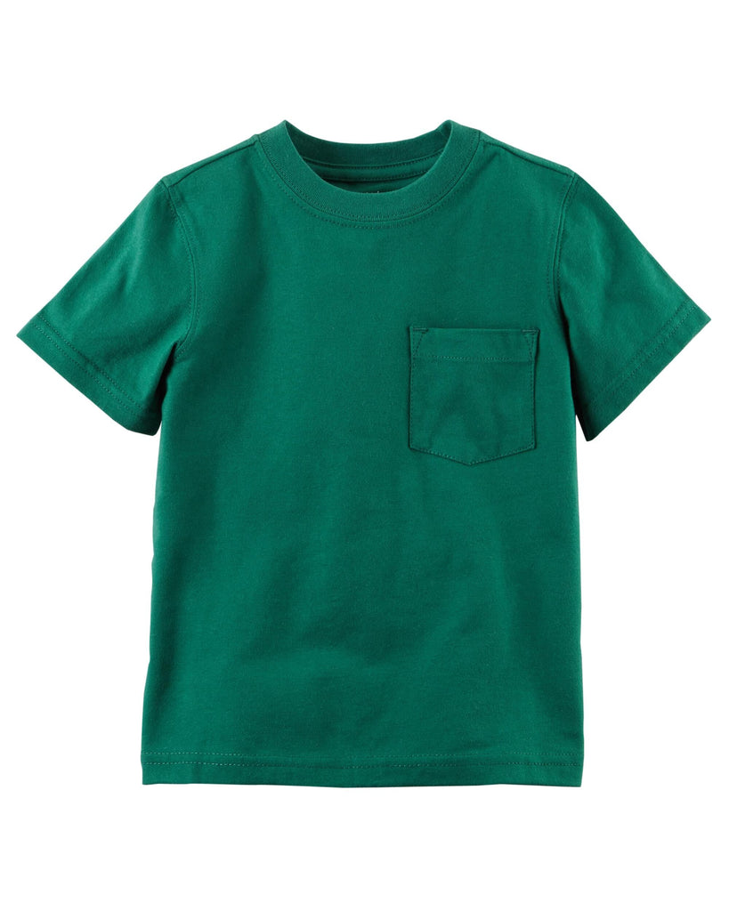 Carter's | Pocket Jersey Tee - Yashry
