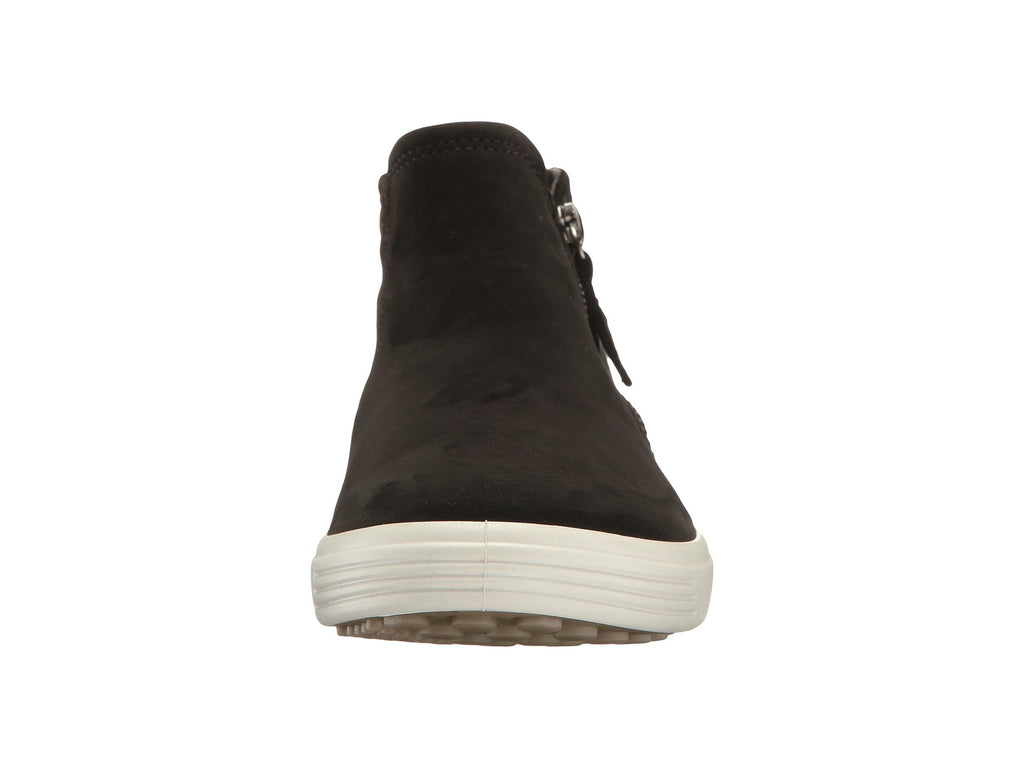ECCO Soft 7 Low Cut Zip Bootie - Yashry