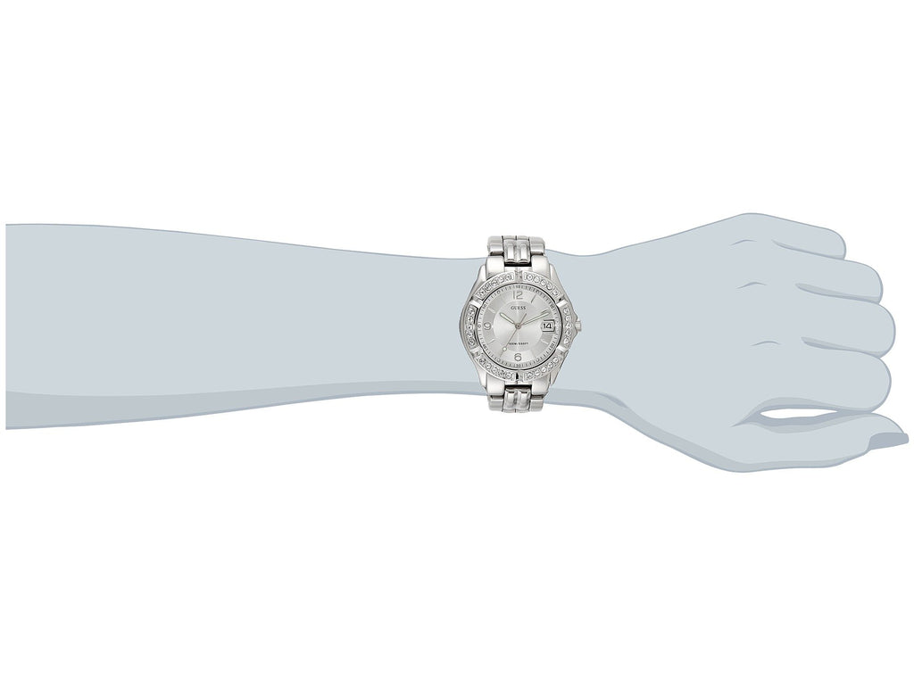 GUESS | G75511M Stainless Steel Bracelet Watch - Yashry