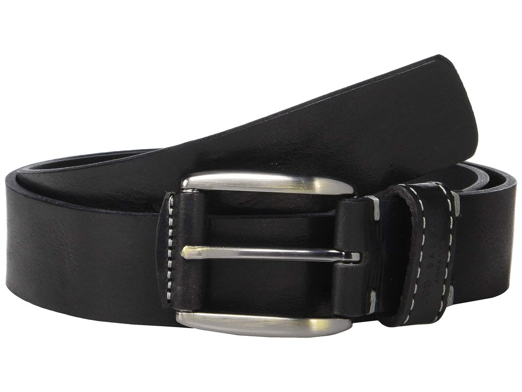 Ted Baker | Perc Stitch Detail Leather Belt - Yashry