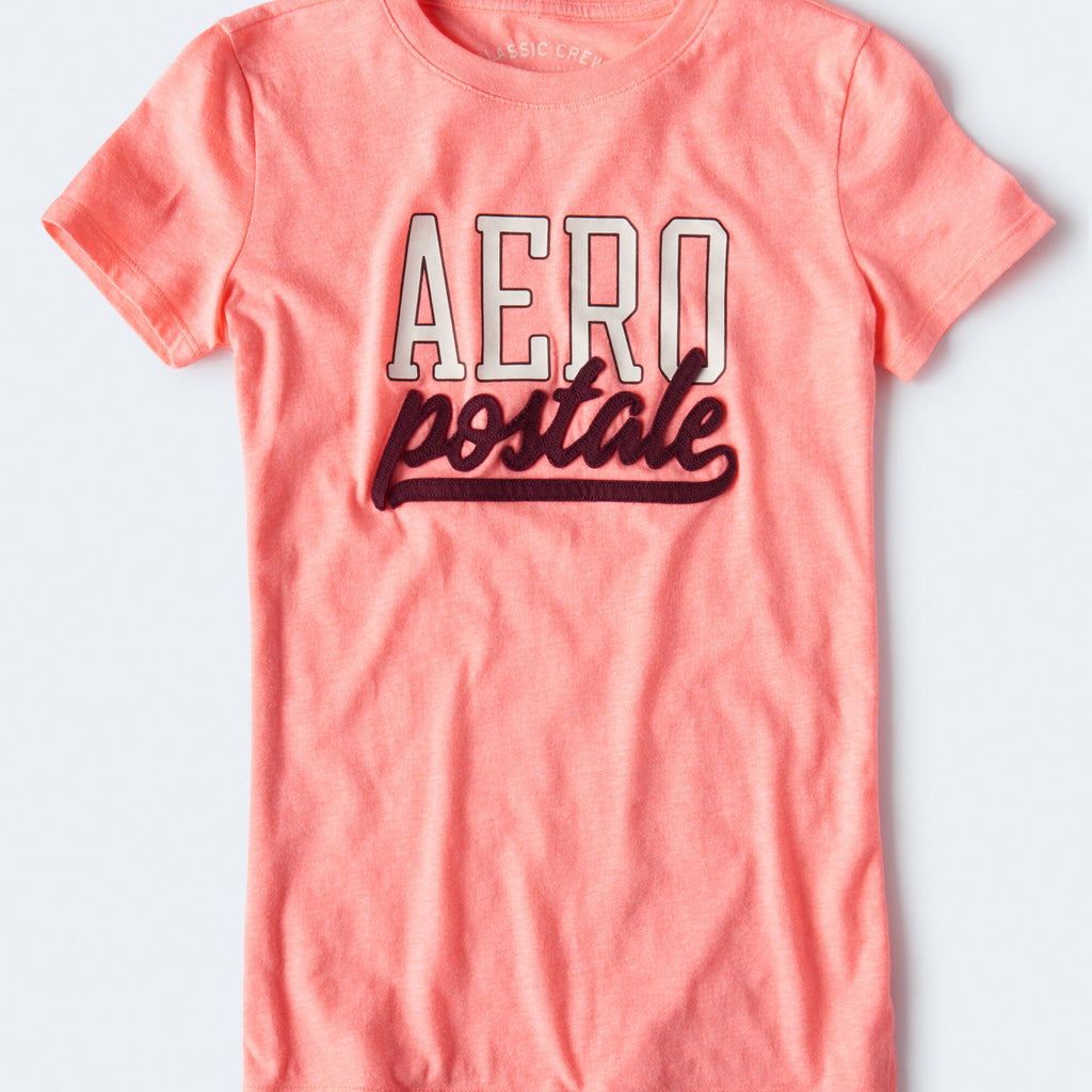 Aeropostale | Partial Script Graphic Tee - Yashry