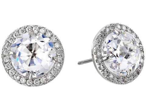 cab0c6577a Kate Spade New York Bright Ideas Pave Halo Stud Earrings