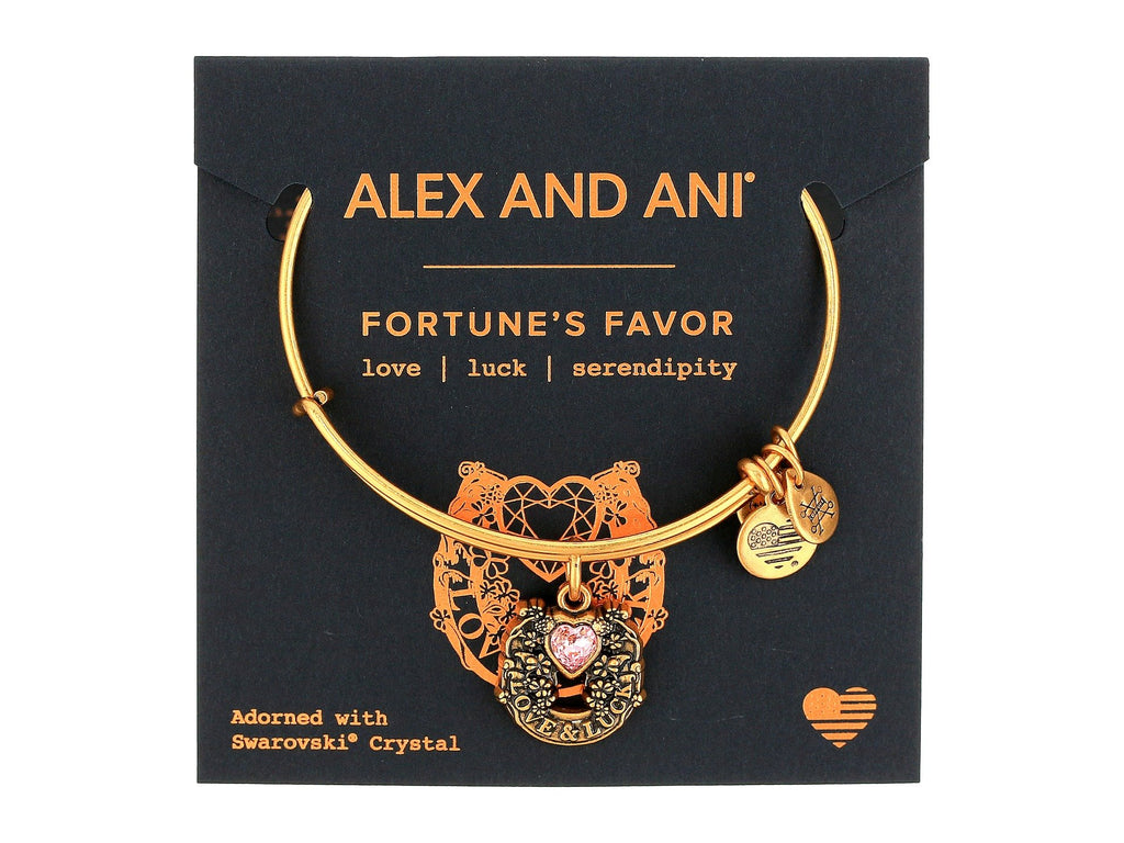 Alex and Ani | Path of Symbols - Fortune's Favor Bangle - Yashry