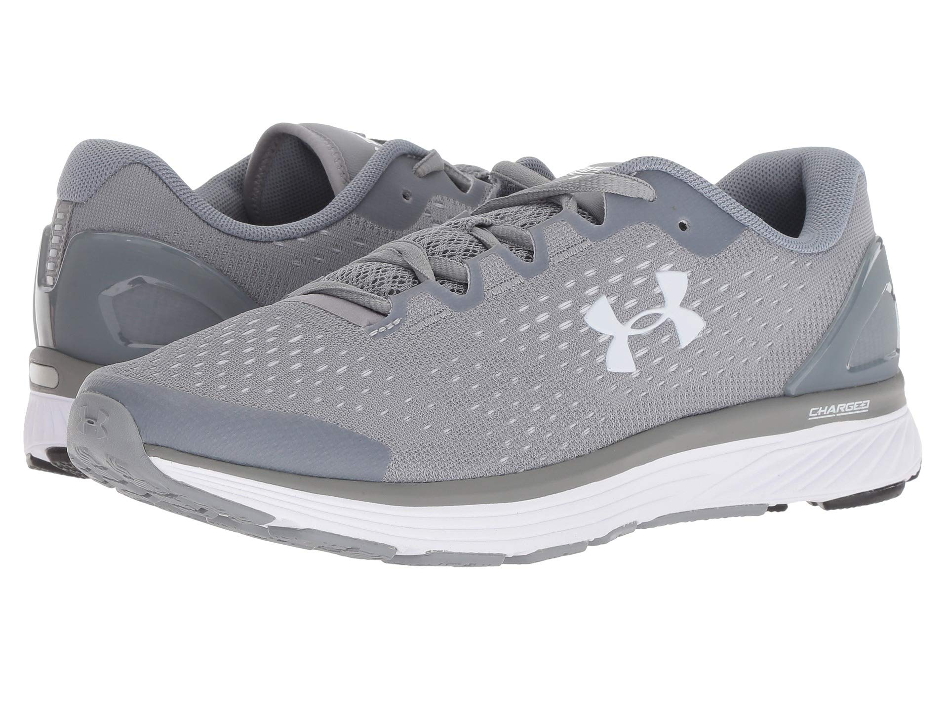 sale retailer b5df9 5f4c2 Under Armour UA Charged Bandit 4 Team - Steel/Steel/White / 5