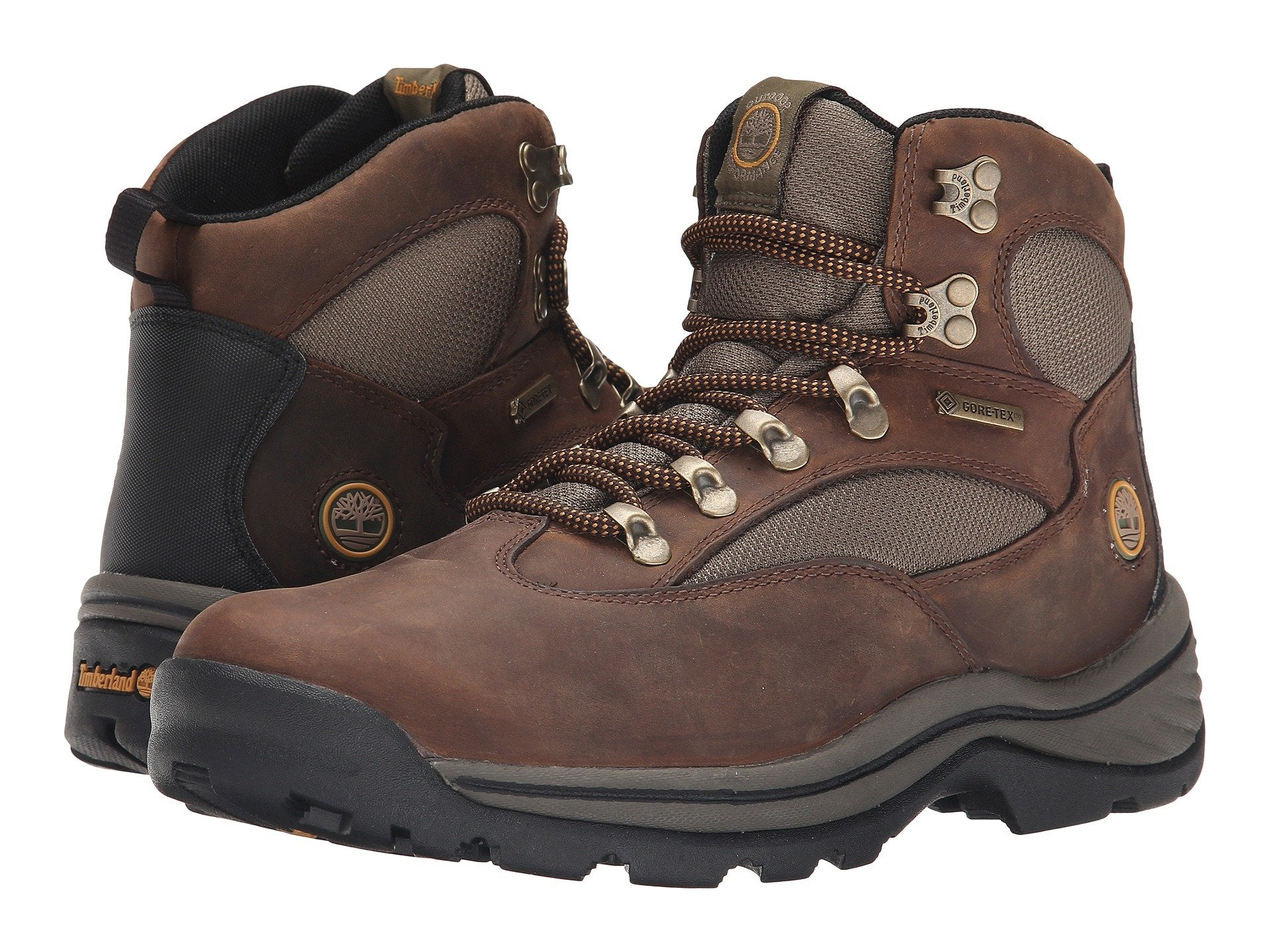 664c7ddafac Timberland Chocorua Trail with Gore-Tex® Membrane - Green/Brown / 5
