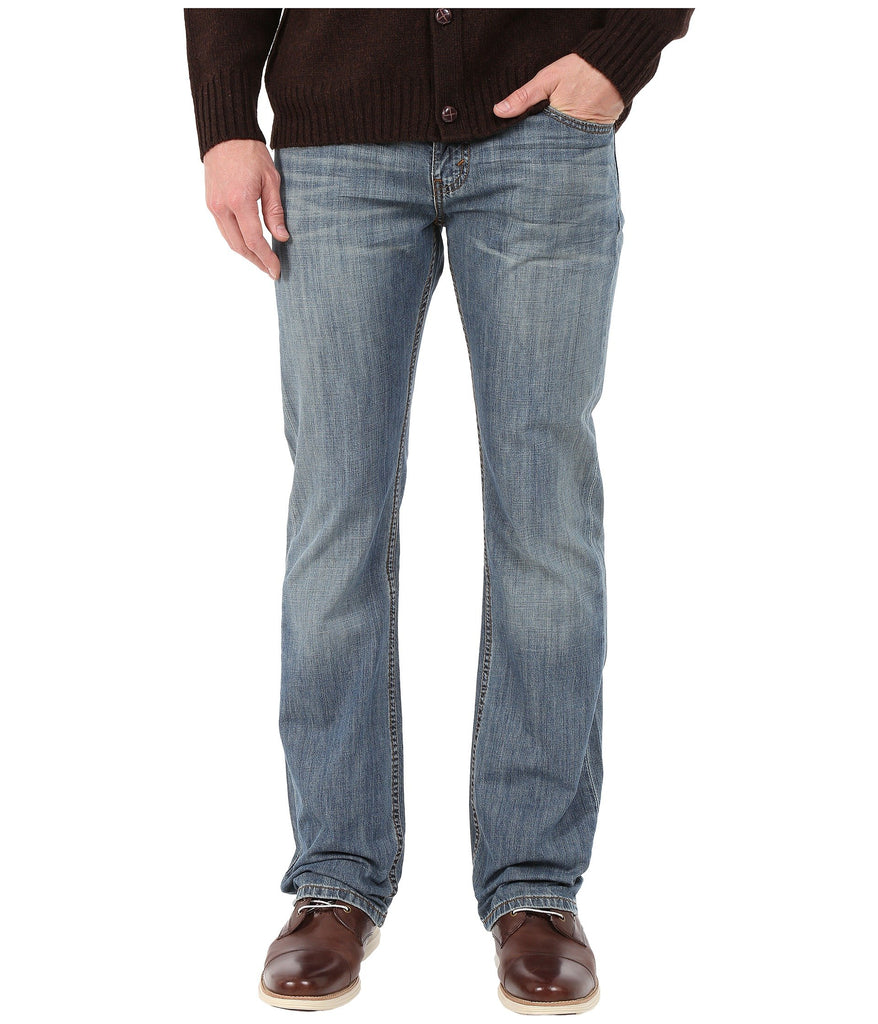 Levi's® Mens | 527 Slim Boot Cut Jeans in Medium Chipped - Yashry