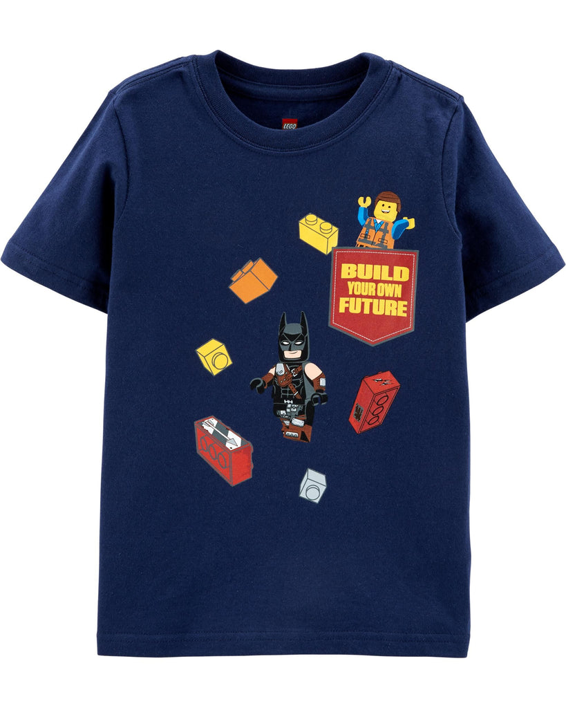 Carter's | LEGO MOVIE 2 Pocket Tee - Yashry
