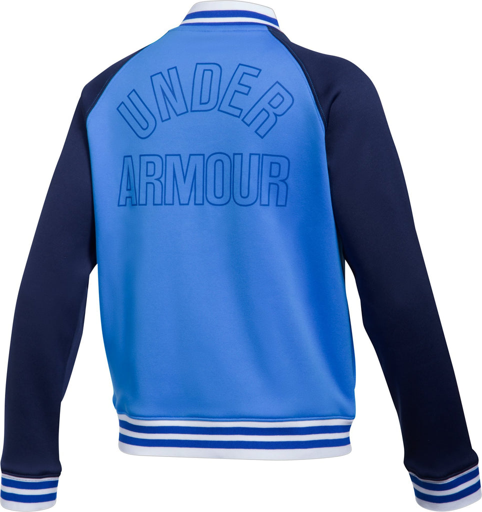 Underarmour | Armour Fleece® Graphic Bomber - Yashry