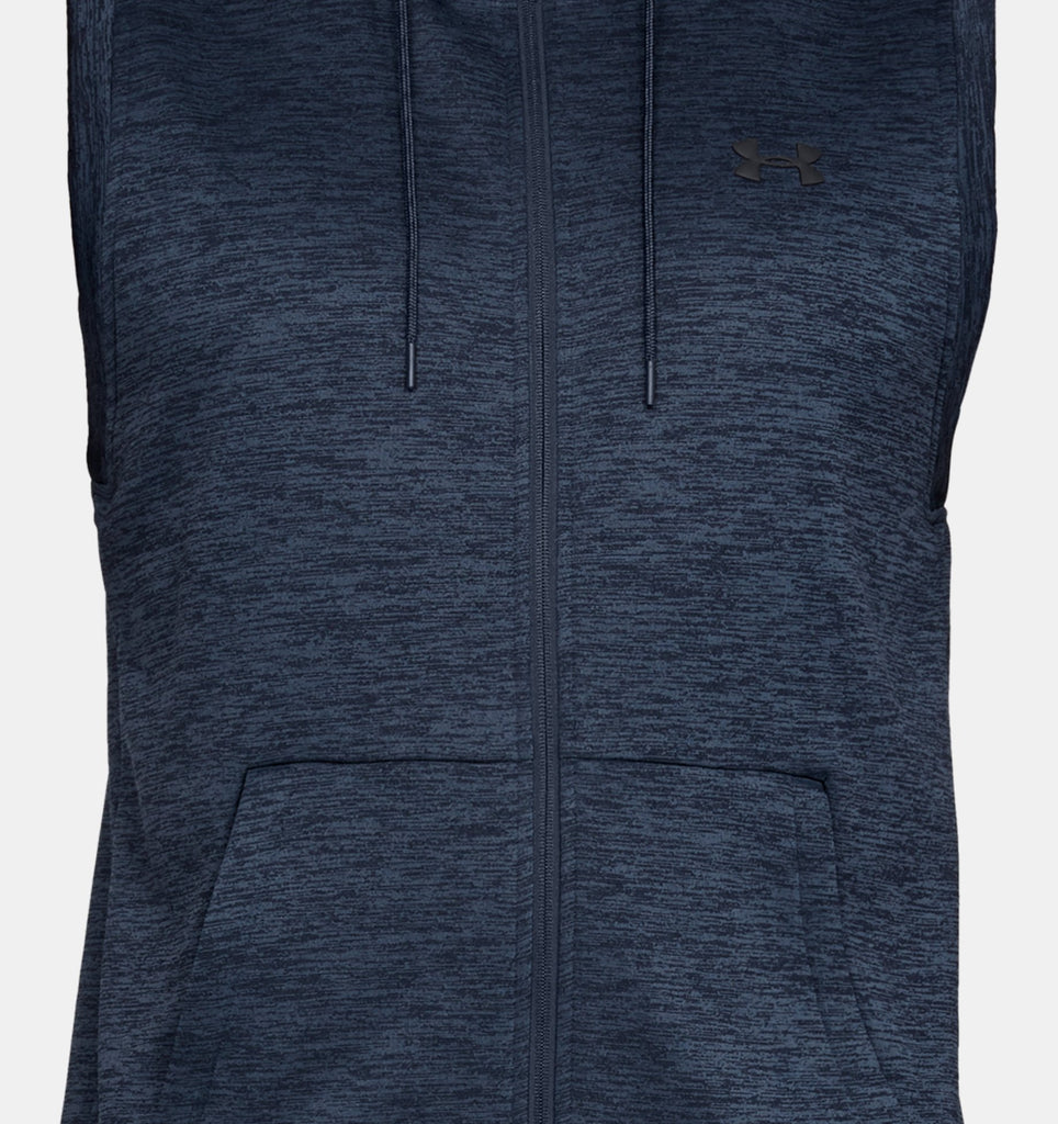 Underarmour | Armour Fleece® Sleeveless Full Zip - Yashry