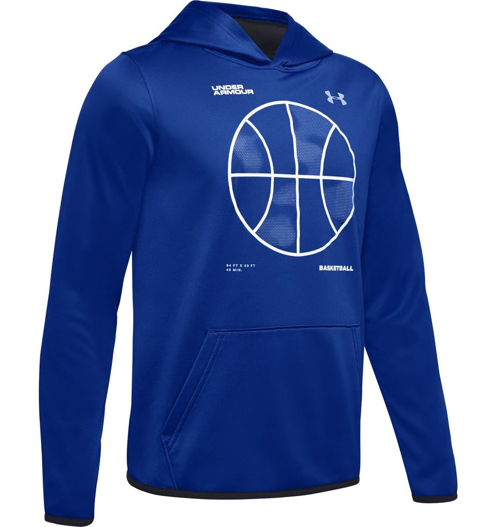Underarmour | Armour Fleece® Basketball Logo - Yashry