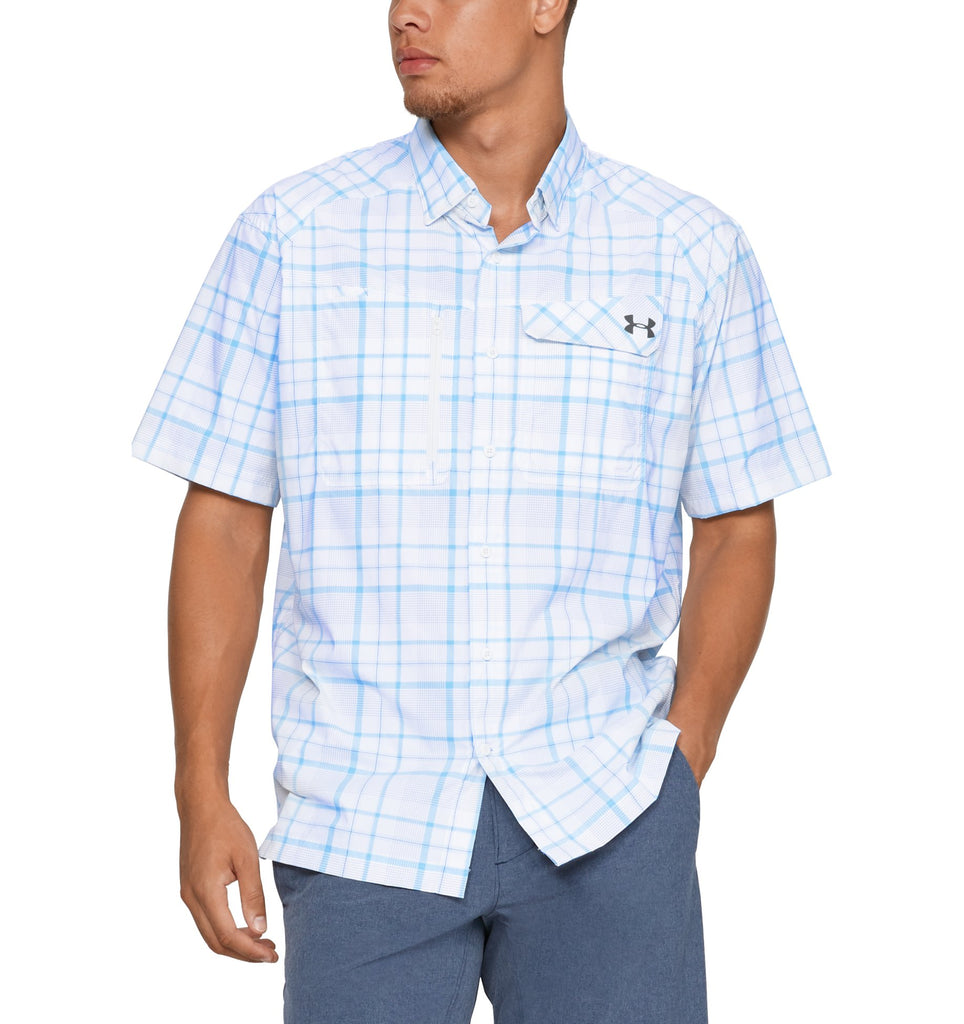 Underarmour | UA Fish Hunter Plaid - Yashry