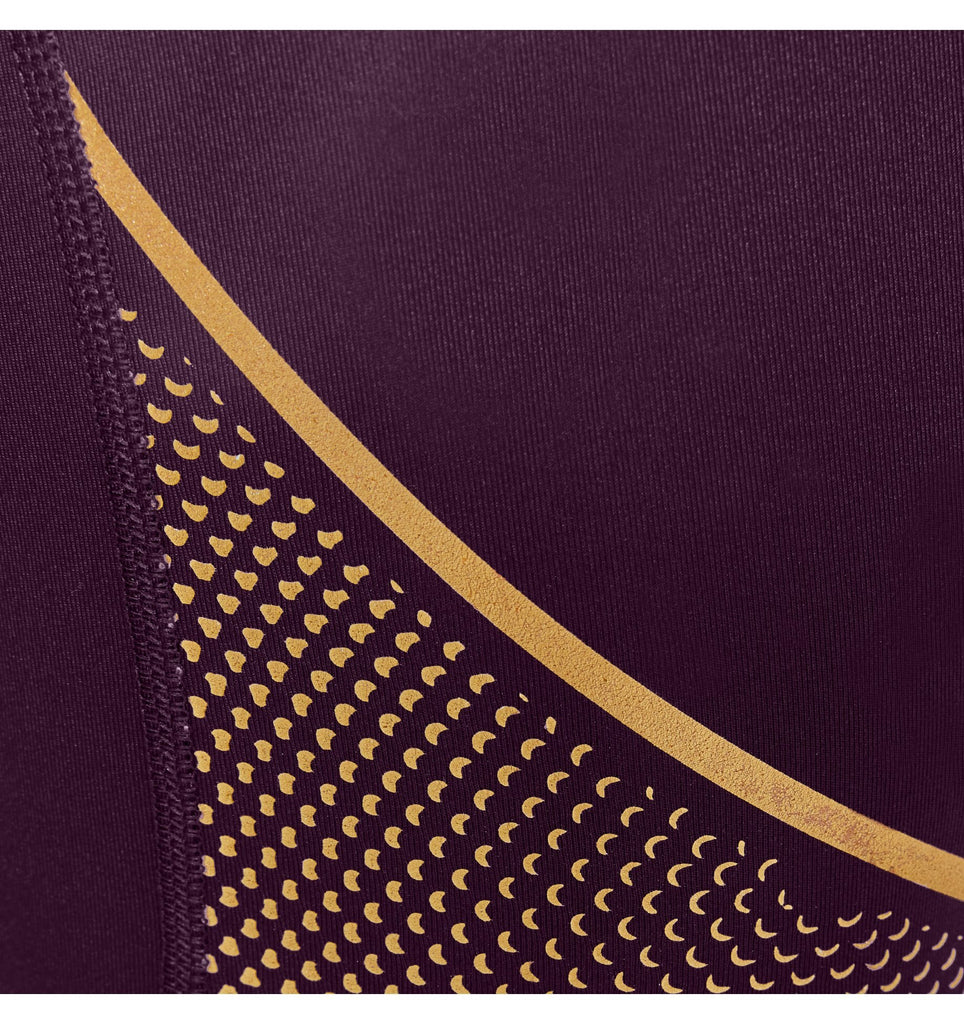 Underarmour | UA Breathelux Metallic Crop - Yashry
