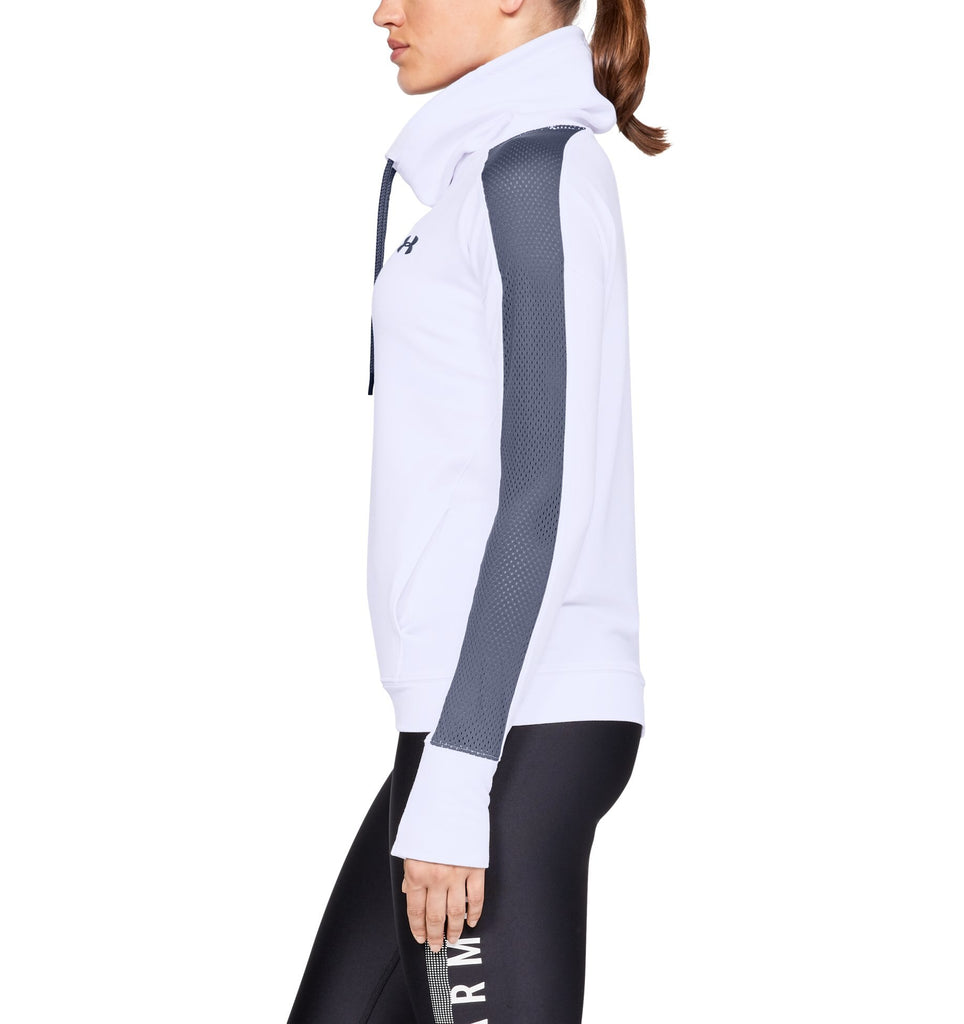 Underarmour | UA Featherweight Fleece Funnel Neck - Yashry