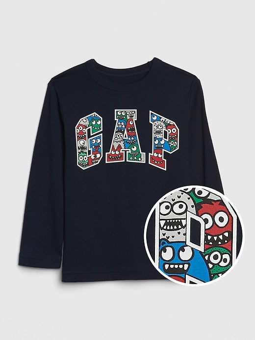 Toddler Gap Logo T-Shirt - Yashry