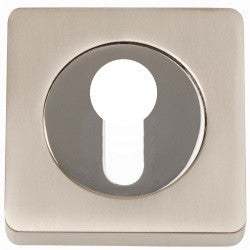 Designer ULTIMO 3623 SQ Euro Profile Escutcheon