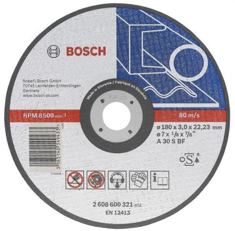 "41/2"" 115mm Flat Metal Cutting Disc"