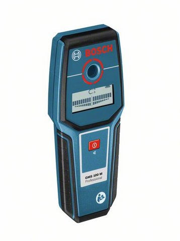 Bosch Economical Metal/Live Wire Detector GMS100