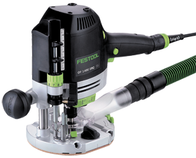 "Festool 1/4-1/2"" mid range router OF1400EBQPLUS"