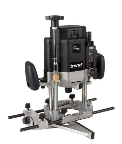 "Trend 1/4-1/2"" Variable Speed Router T11EK"