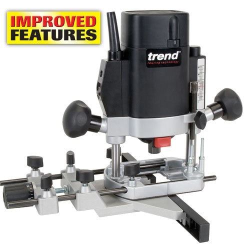 "Trend 1/4"" Variable Speed RouterT5EK"