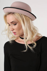 Bowler Hat in Pink 0