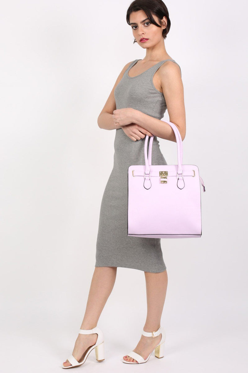 Sleeveless Ribbed Midi Dress in Grey 3