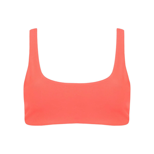 Coral Layla Top