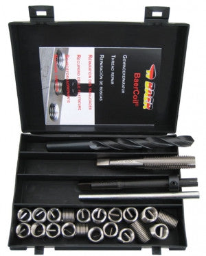BSW 1/4 x 20 BaerCoil® Kit (Helicoil Type)